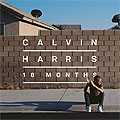 Calvin Harris - 12 Months - Album Cover