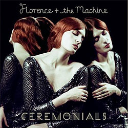 Florence And The Machine - Ceremonials - Album Cover