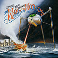 Jeff Wayne's - The War Of The Worlds - Album Cover