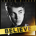 Justin Bieber - Believe - Album Cover