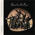 Wings - Band On The Run - Album Cover