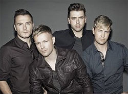 Westlife Confirm 'Greatest Hits' 2012 UK Tour Dates