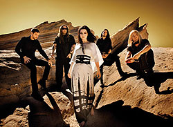 Evanescence Announce UK Arena Tour
