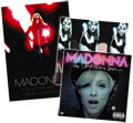 Win a Bundle of Madonna Live Tour CD/DVDs