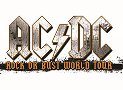 AC/DC - Rock Or Bust 2015 UK Tour