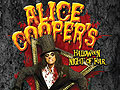 Alice Cooper - Halloween Night Of Fear - 2012 UK Tour