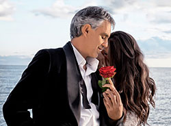 Andrea Bocelli - 2014 UK Tour