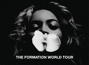 Beyoncé - The Formation - 2016 UK Tour