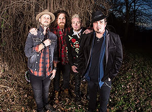 Black Stone Cherry 2018 UK Tour