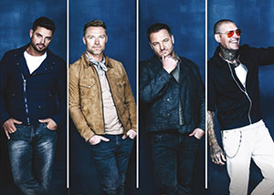 Boyzone 2019 UK Tour
