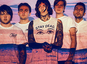 Bring Me The Horizon 2015 UK Tour