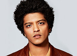 Bruno Mars - 2013 UK Tour