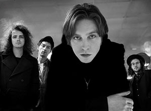 Catfish and the Bottlemen 2019 UK Arena Tour