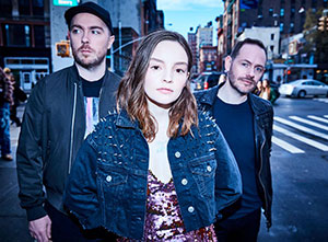 Chvrches 2019 UK Tour