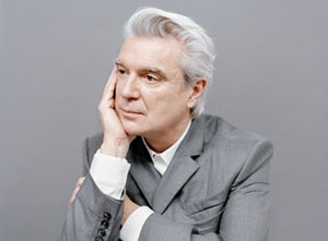 David Byrne 2018 UK Tour