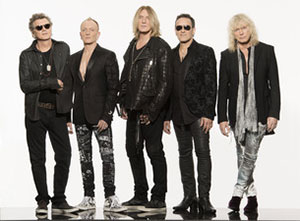 Def Leppard 2018 UK Tour