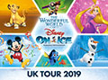 The Wonderful World of Disney On Ice 2019 UK Tour