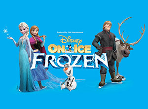 Disney On Ice presents Frozen - 2016 UK Tour