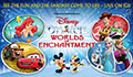 Disney On Ice - Worlds Of Enchantment - 2015 UK Tour