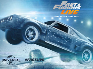 Fast and Furious Live 2018 UK Tour