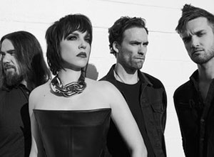 Halestorm 2019 UK Tour
