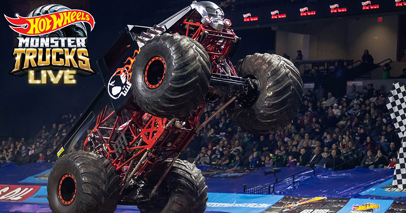 Monster Trucks For Sale >> Hot Wheels Monster Trucks Live 2020 UK Tour
