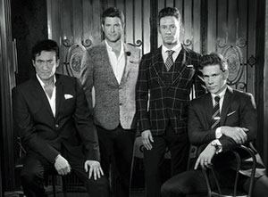 Il Divo 2019 UK Tour
