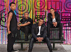 JLS - 2012 4th Dimension UK Tour