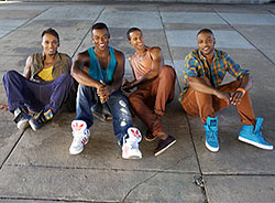 JLS - 2012 Summer UK Tour