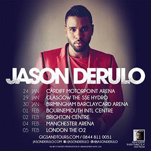 World Tour Jason Derulo