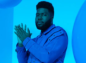 Khalid 2019 UK Tour