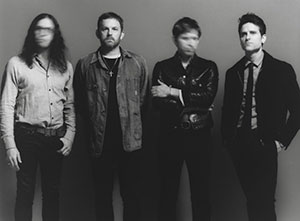 Kings of Leon 2020 UK Tour