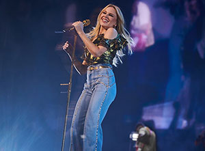 Kylie Minogue 2019 UK Tour