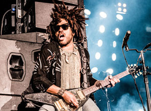 Lenny Kravitz 2018 UK Tour