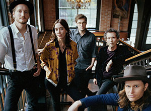Lumineers 2019 UK Tour