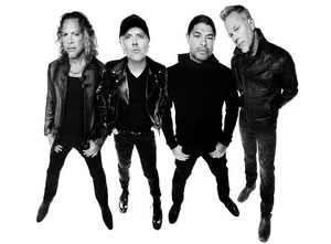 Metallica 2019 UK Tour