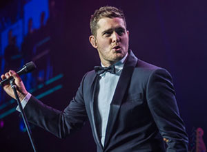Michael Bublé 2018 UK Tour