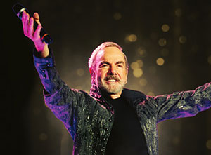 Neil Diamond 2017 UK Tour