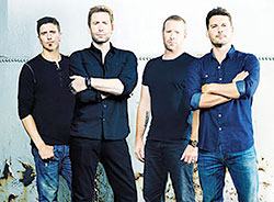 Nickelback - 2015 UK Tour