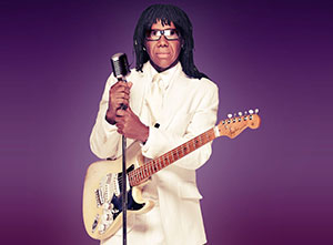 Nile Rodgers 2019 UK Tour