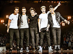 One Direction - 2014 UK Tour