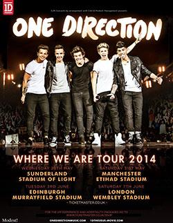 List Of Wwa Tour Dates