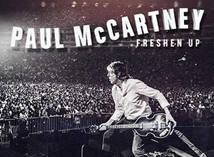 Paul McCartney - Freshen Up - 2018 UK Tour