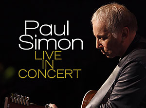 Paul Simon - 2016 UK Tour