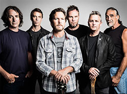 Pearl Jam - 2014 UK Tour