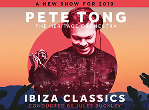 Pete Tong 2019 UK Tour