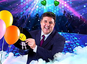 Peter Kay's Dance For Life 2017