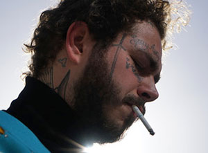 Post Malone 2019 UK Tour
