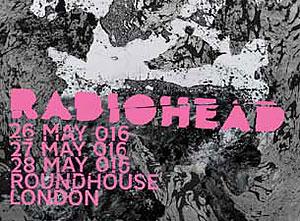 Radiohead Tour Dates  Uk