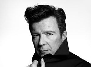 Rick Astley 2018 UK Tour